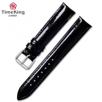 Dây da TimeKing 6003A đen